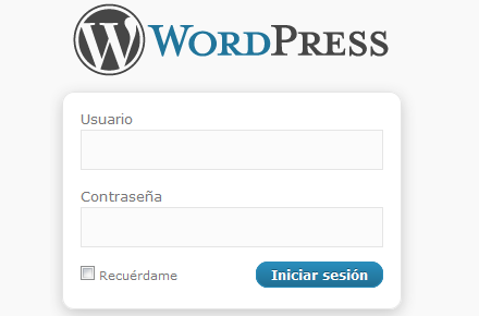 WordPress  en Español de Chile